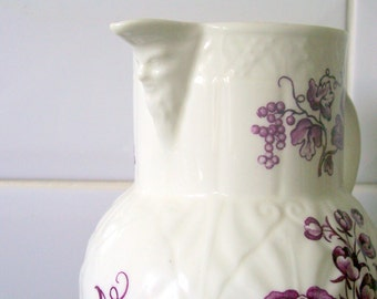 Royal Worcester Bacchus Jug
