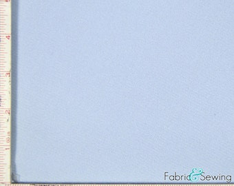 "Light Blue Triple Mesh Lining Fabric 2 Way Stretch Polyester 3 Oz 56-58"""