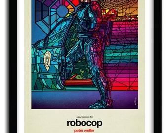 Print Robocop by Van Orton