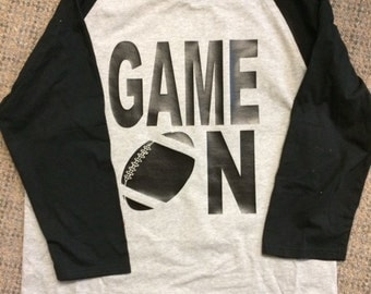 Football Baseball Tshirt