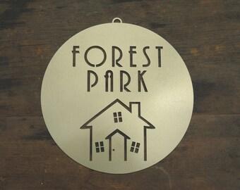 Forest Park Wall Art
