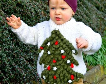 Unisex baby sweater Etsy