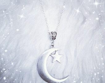 Croissant de Lune & star
