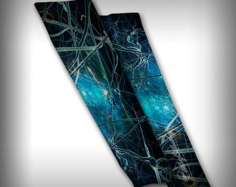 Compression Sleeve Arm Sleeve - Neurons