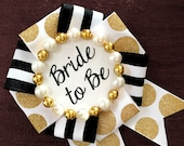 bride to be badge - the kate