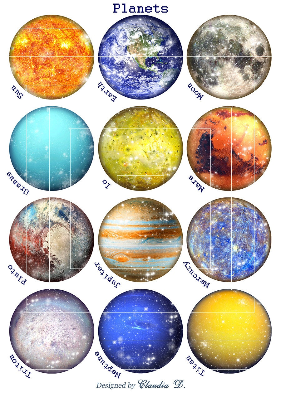 The Eight Pla s Workbook Poster further Printable Pictures Of The Pla s moreover B Ff Ba Bbec A moreover Sistema Solar Color in addition Original. on solar system planets cutouts
