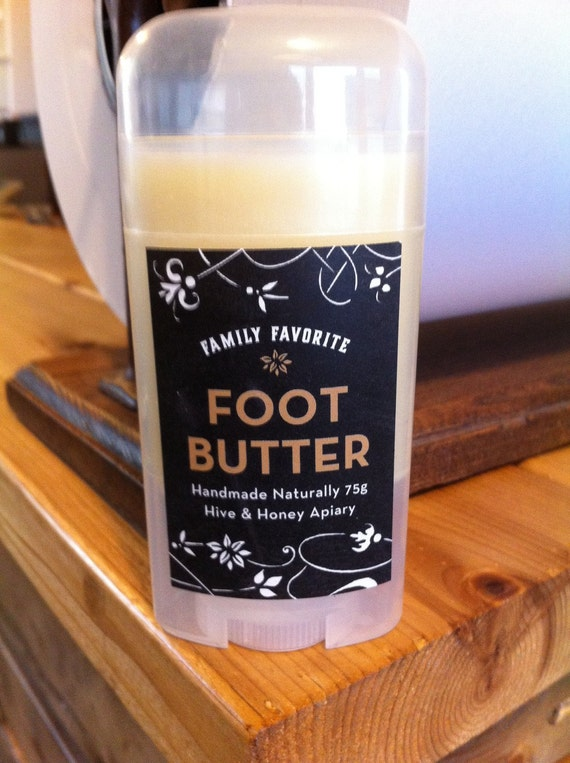 Our Families Secret Foot Butter Large Size 75gm