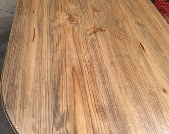 Large Oval Dining Table Top