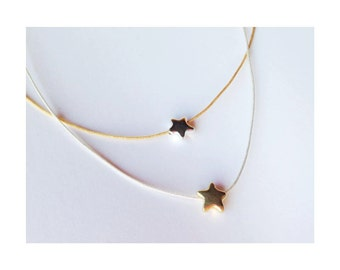 Necklaces star 925 sterling silver