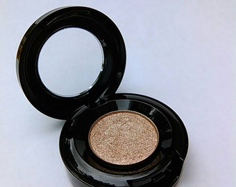 Champagne~ Mineral Eyeshadow. Natural Pressed or Loose. Mica Eye Shadow