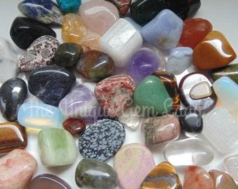 Intuitionally Chosen Tumblestones Tumble Stones Hand Chosen With Love