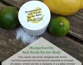 Margaritaville Salt Scrub...