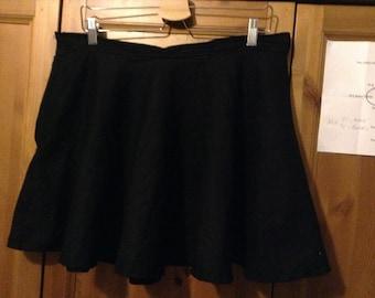 Made-to-order custom circle/skater skirt