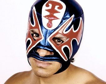 Atlantis Mexican Wrestling Mask
