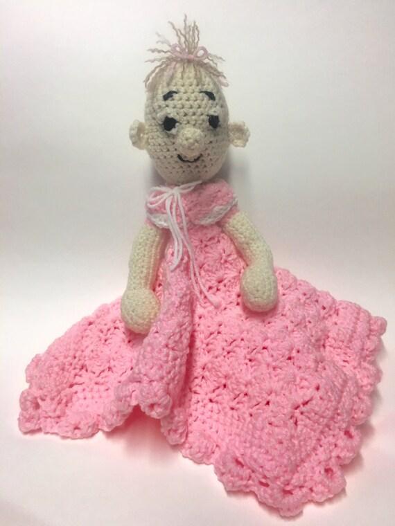 Amigurumi Doll Crochet Doll Stuffed Toy Plush by ...