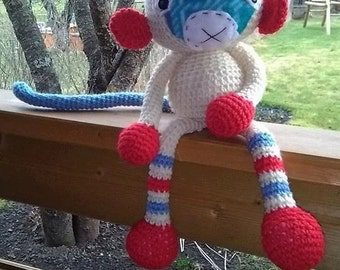 Amigurumi, The Monkey-boy