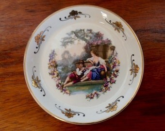 Lord Nelson Pottery Pin Dish.Fine China Dish, Made in England.