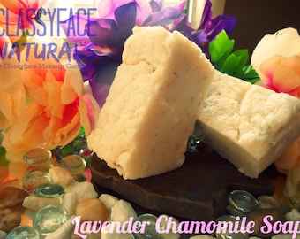 Lavender Chamomile Soap **SOLD OUT**