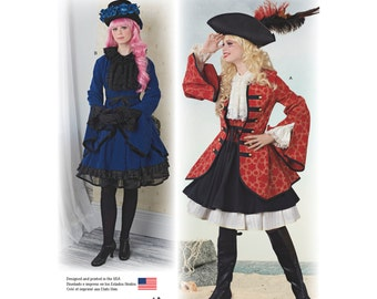 Simplicity Sewing Pattern 8285 Misses' Costumes