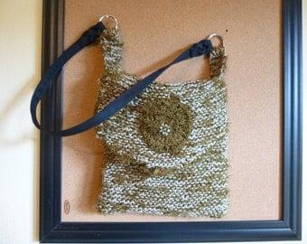 Knit Shoulder Purse