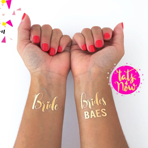 Brides BAE's set of 16