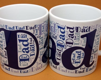 Dad Mug - Gift for Dad - Present for Dad