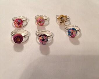 Baked Good Rings!!