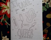 ZINE: It Came From Outer Space, A Period Piece