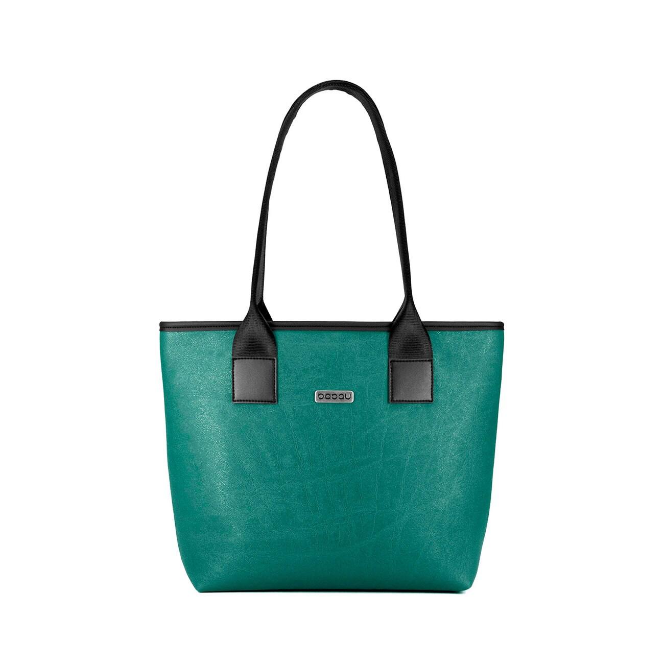 Bolso color turquesa con luz interior integrada por babaubarcelona - Bolso con luz interior ...