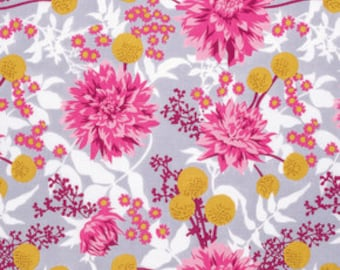 WANDER by Joel Dewberry for Free Spirit Fabrics - Moon Garden in Rosette