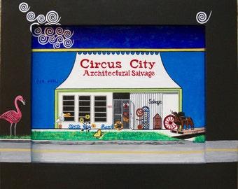Circus City, Sarasota, Florida