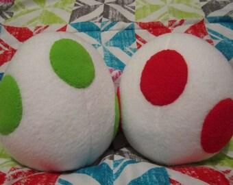 Yoshi egg plush/plushie