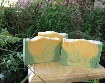 Avocado Bedew NATURAL - Cold Process Soap - Fragrance Free