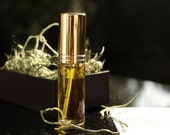 SUMMER MORNING | Botanical Perfume | French Neroli, Honey, Silver Fir | 3 note alchemy, simple luxury. 100% Natural