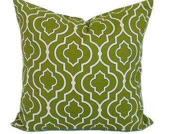 Green pillow covers, Throw pillows, Toss pillow cover, Sofa cushion, Couch pillow, Shams, 16x16, 18x18, 20x20, 22x22, 24x24, 26x26