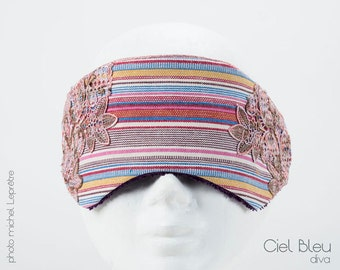 French creator sleep mask, eye mask, chic and well obscuring Gifts for her