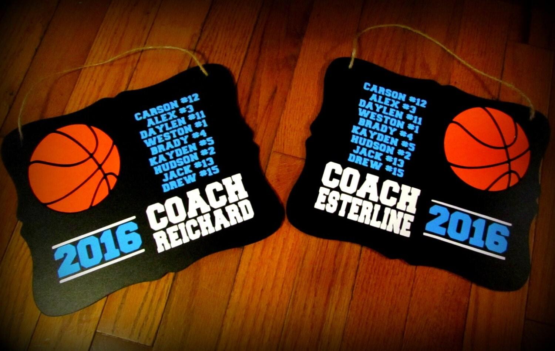 Basketball Coach Gift Coach Gift Basketball Coach
