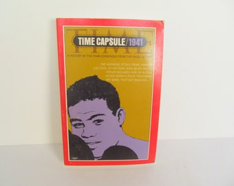 Time Capsule 1941  Louis  -- 1967  Time Life    Paperback