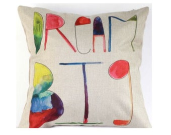 Dream Big - Pillow Cover