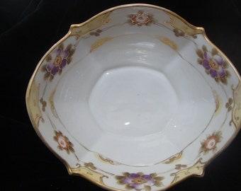 Vintage Nippon Serving Bowl