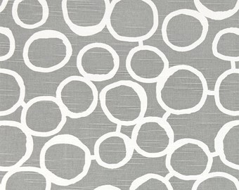 Gray Valance. Gray and white Window Valance.  Free hand design. Cotton. Gray Curtain. Window treatment.  Choose  your sizes
