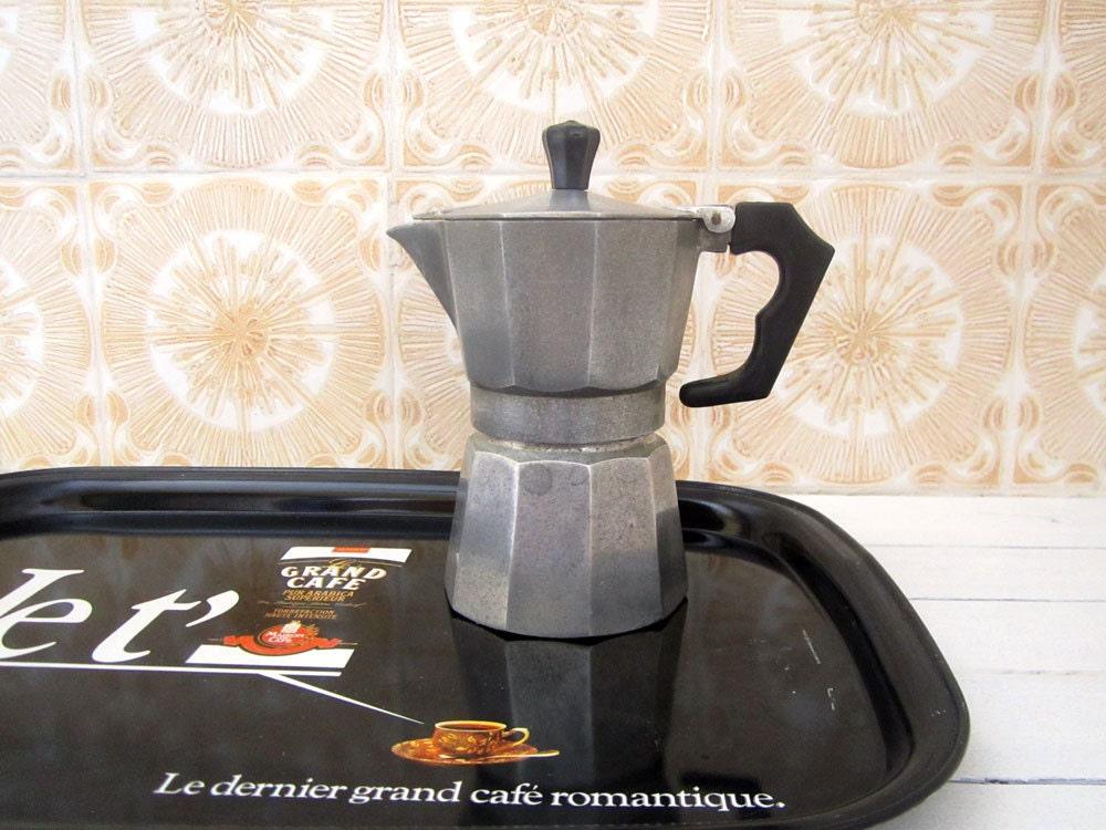 Retro Coffee Maker Lidl : Vintage Coffee Maker French Espresso Pot Retro Coffee Pot