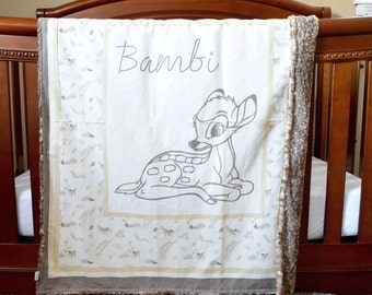 Limited Edition Ready to Ship Bambi Doe/ Deer/ Fawn Fur