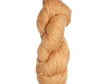 Soy Yarn - Lace/Fingering Weight - Oak