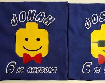 LEGO #7 - LEGOLAND birthday shirts #7