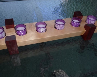 TABLE CENTER CANDLES