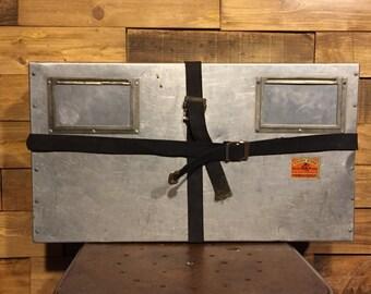 WW2 Rough rider - Aluminum mailing case (Jansen & Company)