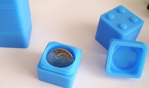 1 X 11ml Lego Non Stick Silicone Storage Containers
