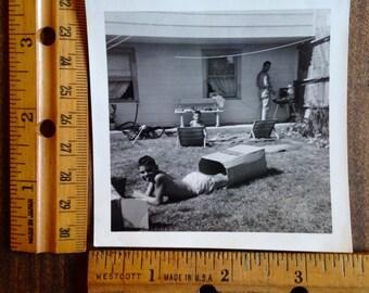 Vintage Snapshot