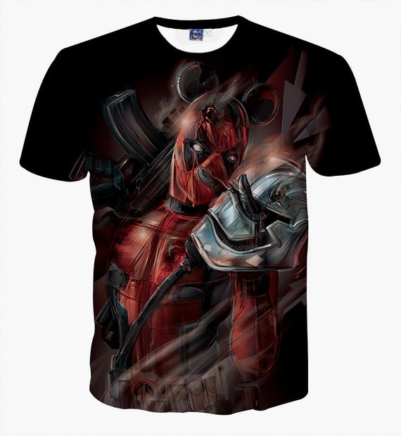 deadpool shirt deadpool t shirt deadpool t shirt by arelstyle